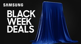 Samsungs Black Week Deals